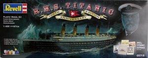 Revell 05715 R.M.S. Titanic 100th anniversary edition (1:400)
