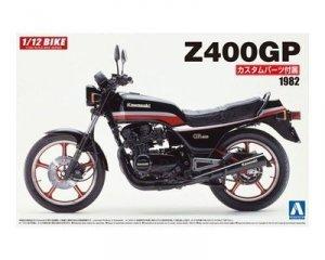 Aoshima 05456 Kawasaki Z400GP 1982 1/12