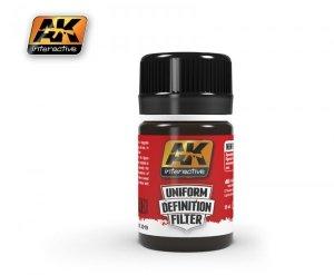 AK Interactive AK 3019 DARK BROWN GLAZE 35ml