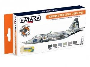 Hataka HTK-CS109 Ukrainian AF paint set