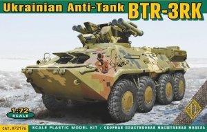 Ace 72176 BTR-3RK Ukrainian AT system 1:72