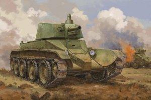 Hobby Boss 84517 Soviet D-38 tank 1/35
