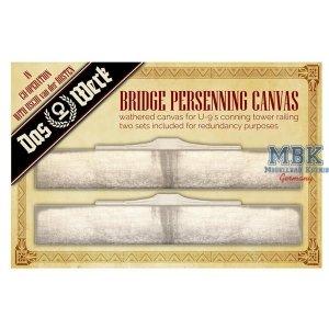 Das Werk DWA024 Bridge Persenning Canvas 1/72