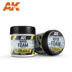 AK Interactive AK 8036 WATER FOAM 100ml