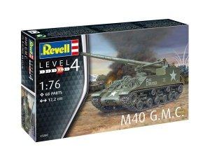 Revell 03280 M40 G.M.C. 1/76