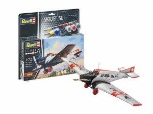 Revell 63870 Junkers F.13 Aircraft Starter Set 1/72