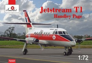 A-Model 72331 Handley Page Jetstream T-1 1:72