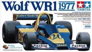 Tamiya 20064 Wolf WR1 1977 (1:20)