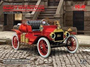 ICM 35605 Model T 1914 Fire Truck 1/35