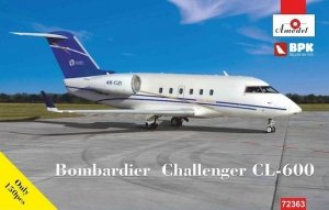 Amodel 72363 Bombardier Challenger CL600 1/72