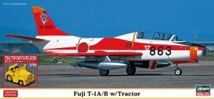Hasegawa 02364 Fuji T-1A/B w/Tractor Limited Edition 1/72