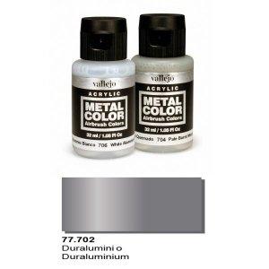 Vallejo 77702 Metal Color- Duraluminium 32ml