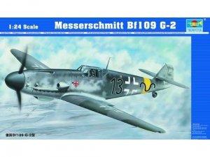 Trumpeter 02406 Messerschmitt Bf109 G-2 (1:24)