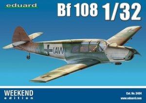 Eduard 3404 Bf 108 1/32