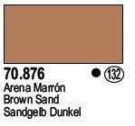 Vallejo 70876 Brown Sand (132)