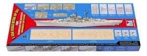 I Love Kit 66601 AV-8B Bismarck 1941 Detail-up Set for Trupmeter 05358 1/350