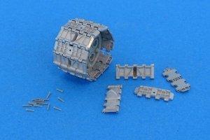 MasterClub MTL-35196 Metal Tracks for T-34 1942 V Type 3 (1:35)