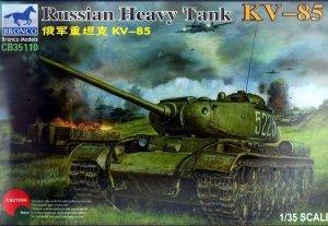 Bronco CB35110 Russian Heavy Tank KV-85 (1:35)