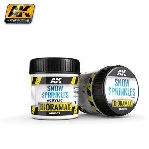 AK Interactive AK 8009 Snow Sprinkles 100ML