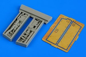 Aires 4652 F-4J Phantom II electronic bay early version 1/48 Academy