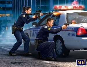 Master Box 24064 Shots fired – Officer needs assistance 1/24