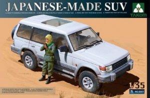 Takom 2007 JAPANESE-MADE SUV (Mitsubishi Pajero) 1/35