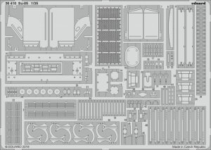 Eduard 36410 Su-85 1/35 TAMIYA