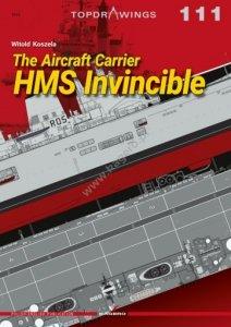Kagero 7111 The Aircraft Carrier HMS Invincible EN/PL