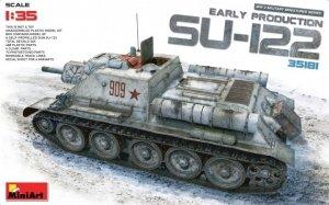 MiniArt 35181 SU-122 Early Production 1/35