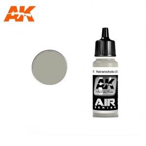 AK Interactive AK 2261 HAIRYOKUSHOKU (GREY-GREEN) 17ml