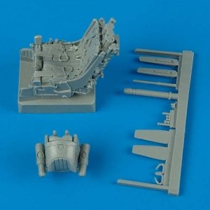 Quickboost QB32050 MiG-29A ejection seat with safety belts 1/32