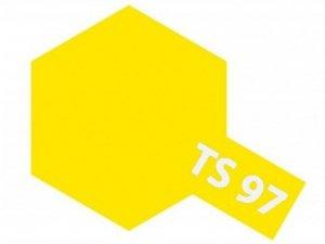 Tamiya 85097 TS-97 Pearl Yellow - 100ml