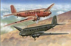 MPM Production 72515 Dc-2 KLM Luftwaffe (1:72)