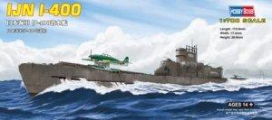 Hobby Boss 87017 Japanese Navy Italy -400 Submarine 1/700