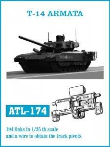 Friulmodel ATL-174 T-14 ARMATA