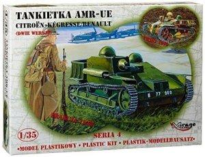 Mirage Hobby 35306 AMR - UE tankette (1:35)