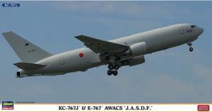 Hasegawa 10802 Japanese KC-767J AWACS 1/200