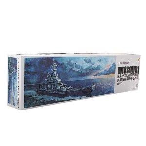 Very Fire VF350909DX USS Navy Battleship BB-63 Missouri DX Version 1/350