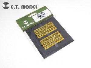 E.T. Model J72-007