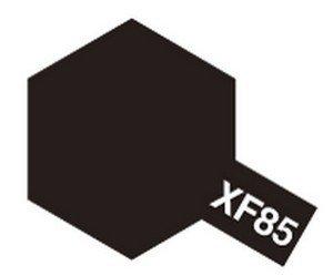 Tamiya XF-85 Rubber Black (81785) Acrylic paint 10ml