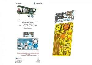 Microdesign MD 072038 I-15 / I-15bis detail set ICM 1/72