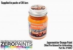 Zero Paints 1057-30 Jagermeister Orange 30ML
