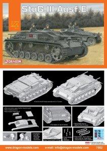 Dragon 7562 StuG.III Ausf.E (1:72)