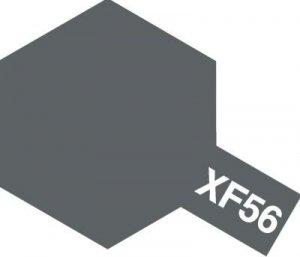 Tamiya XF56 Metallic Grey (81756) Acrylic paint 10ml