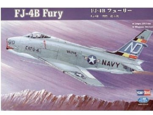Hobby Boss 80313 FJ-4B Fury fighter-bomber (1:48)