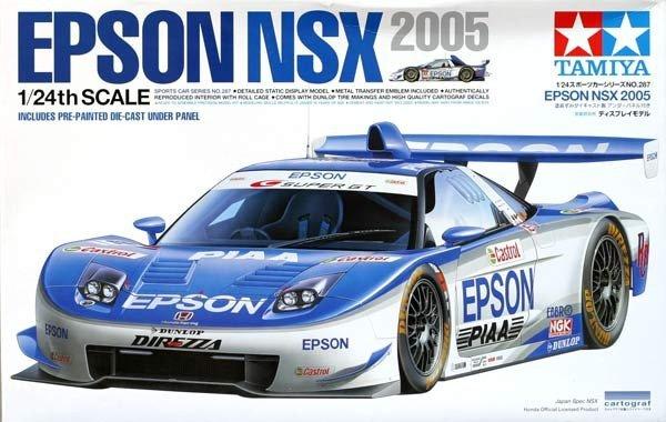 Tamiya 24287 Epson NSX 2005 (1:24)