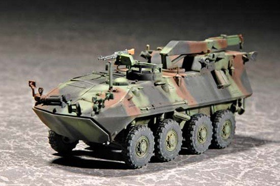 Trumpeter 07269 USMC Light Armored Vehicle-Recovery (LAV-R) (1:72)