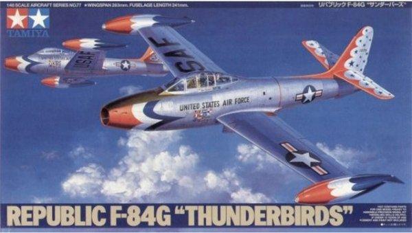 Tamiya 61077 F-84G THUNDERBIRDS (1:48)