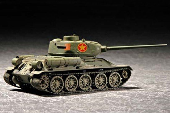 Trumpeter 07207 Soviet T-34/85 MOD.1944 (1:72)