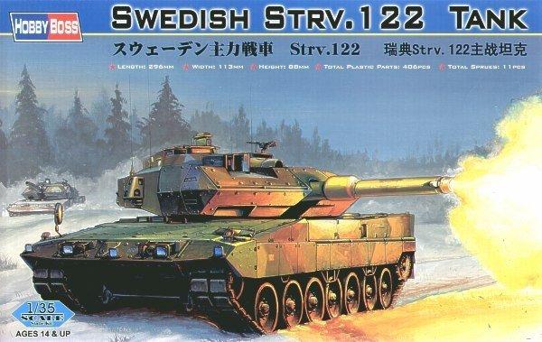 Hobby Boss 82404 Swedish Strv.122 Tank (1:35)